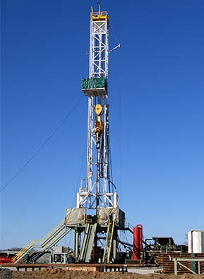 Drill Sits Using Custom Manufacturing Drilling Fluid Additives in Lafayette, LA